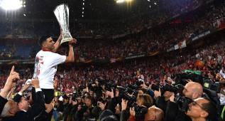 Reyes hace historia y conquista su cuarta Europa League
