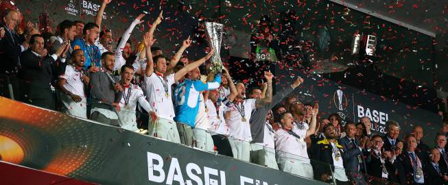 'En esta vida hay una certeza: el Sevilla gana la Europa League'