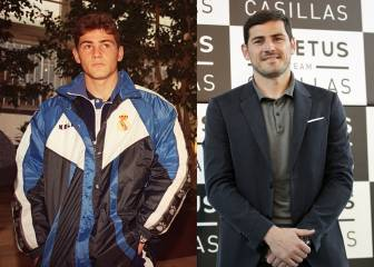 El antes y el después de Iker Casillas en su 35 cumpleaños