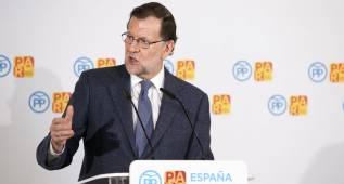 ¿Y qué dice el presidente Rajoy de las esteladas?
