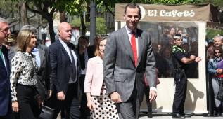 Ediles catalanes no van a un acto con el Rey como protesta