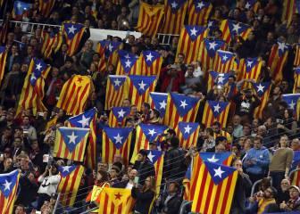 El Barça recurre en el Juzgado la prohibición de las esteladas