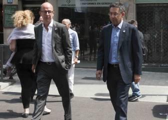 Bartomeu irá al Calderón, pero no confirma si al palco