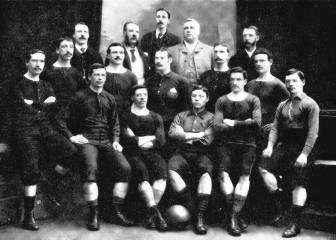 El primer campeón del mundo fue el Renton (1888)
