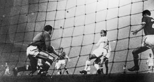 Mediaset Italia recrea en 3D el gol de Di Stéfano a Bélgica