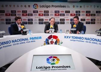 El torneo LaLiga Promises cumplirá su XXV edición