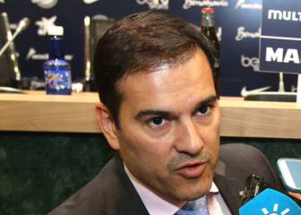 El Málaga deberá indemnizar a Casado por su despido