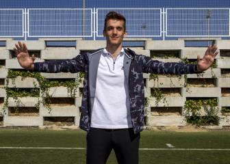 Carta de Diego Llorente al Rayo antes de volver al Madrid