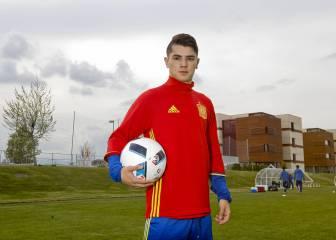 Brahim: la perla de la Sub-17 por la que suspira Guardiola