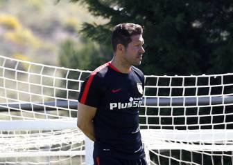 Simeone viaja hoy a Milán para revisar las instalaciones