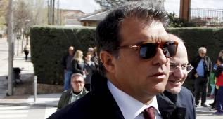 "Laporta: ""Bartomeu no debería ir a la final como protesta"""