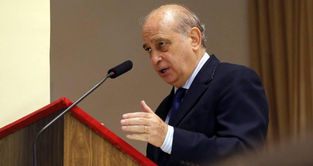 Final de copa el ministro del interior niega que haya for Ministro del interior 2016