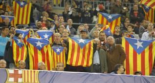El juez permite las esteladas en la final de Copa en el Calderón