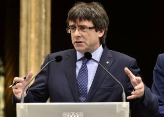 Puigdemont pide que Dancausa cese e irá a la final, como Colau
