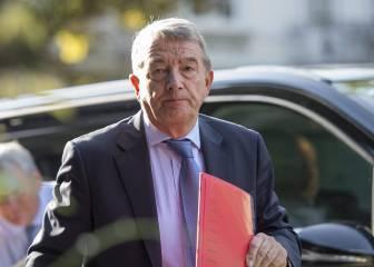 La FIFA solicita una sanción de dos años para Niersbach