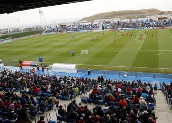 La final de Milán 'aplaza' el Castilla - UCAM del Playoff