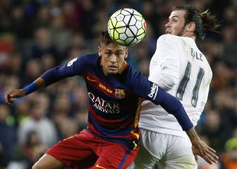 Neymar juega al despiste y estudia la oferta del Madrid