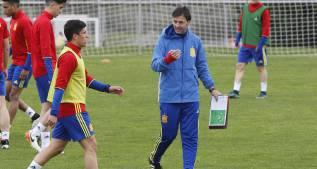 """Santi Denia: """"Para ganar hay que jugar el partido perfecto"""""""