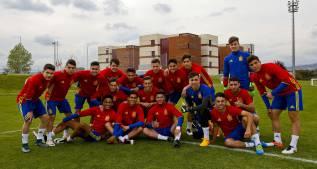España Sub-17 busca el título tras ocho años de sequía