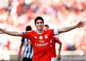 Nico Gaitán, la nueva cara del Atlético