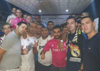 "Peña de Argelia: ""¡Zinedine Zidane nos dará la Undécima!"""