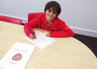 El hijo de Pirès se incorpora a la cantera del Arsenal