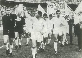 La sexta: Gento gana su sexta Copa de Europa ante el Partizan