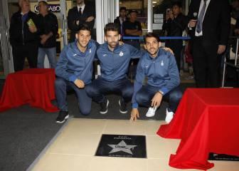 El Espanyol ya tiene su estrella en el Cine Center de Bolivia