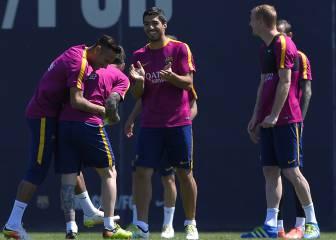 Vídeo del Sevilla en la sesión y lista oficial: viajan todos
