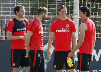 El Atlético ha intensificado los contactos con Fernando Torres