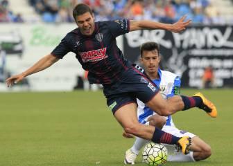 Leganés vs Huesca en vivo y en directo online