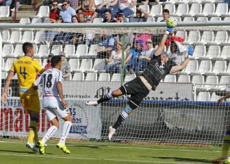 El Alcorcón roza los playoffs y el Albacete no levanta cabeza