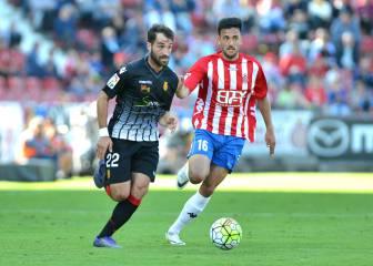 El Girona sigue al acecho del playoff y complica al Mallorca