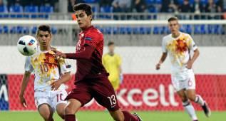 España pierde el Europeo Sub-17 en la tanda de penaltis