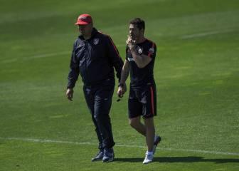 El Atlético podría cambiar su plan de viaje a Milán