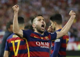 Barcelona 2 - 0 Sevilla: El Barça campeón de Copa del Rey 2016
