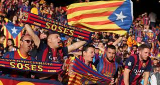 Pitada al himno en el Calderón