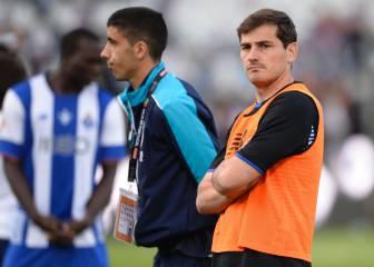 El Oporto se queda sin Copa en los penaltis; Iker fue suplente