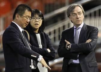 García Pitarch regresó de Singapur tras hablar con Lim