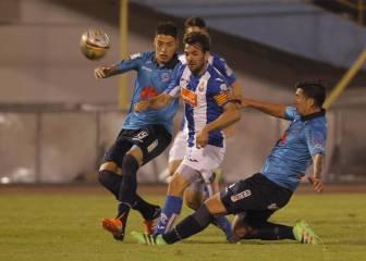 Pau López fue el mejor en el 0-0 del Espanyol ante Bolívar