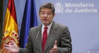 """El ministro de Justicia sobre los pitos al himno: """"La Fiscalía valora si se presenta querella"""""""