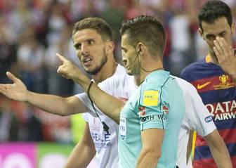Carriço llamó marica al árbitro y le denuncian a Antiviolencia