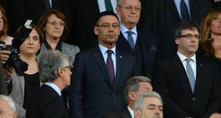 """Recado de Bartomeu: """"Por más ruido que hagan, el Barça gana"""""""