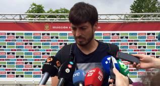 La Roja inicia en Las Rozas la preparación para la Eurocopa