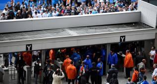 La policía gala admite fallos en seguridad en la final de Copa