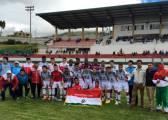 Un equipo ecuatoriano gana 44-1 con 18 goles de un jugador