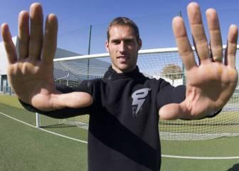 Mikel Pagola deja récord de imbatibilidad en 1.342 minutos