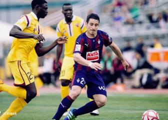 El Eibar empata en su estreno en La Liga World en EE.UU.