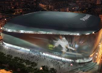Carmena acepta ampliar el Bernabéu, pero no hacia el Paseo de la Castellana
