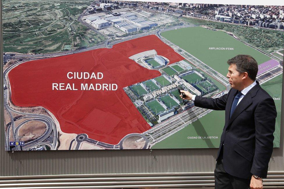 Real madrid recorremos por dentro las instalaciones de - Plano de ciudad real ...